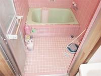 風呂リフォーム事例前1