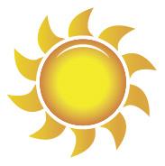 ベランダ屋根:日差し強
