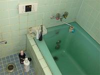風呂リフォーム事例前3