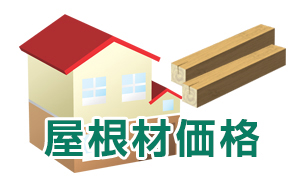 屋根材価格
