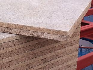 39野地板:木毛セメント板