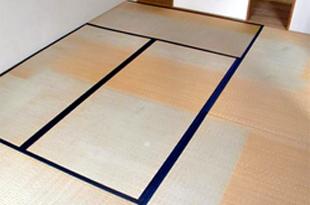 経年劣化:畳焼け
