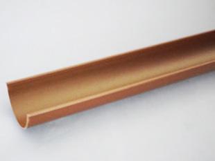 雨樋:半円型1