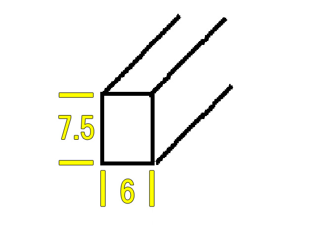 垂木サイズ3