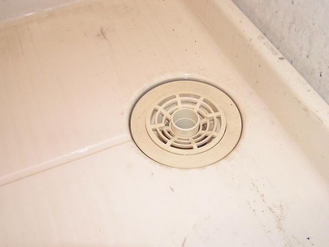 洗濯機:排水口1
