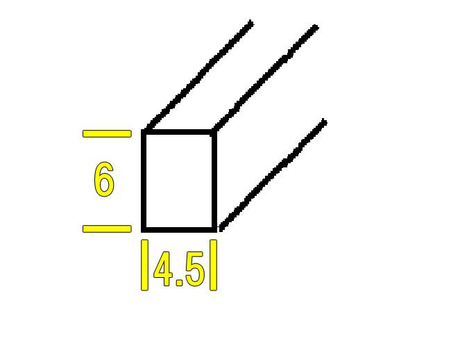 垂木サイズ1