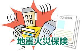 地震火災保険