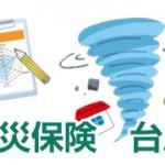 火災保険 台風